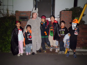 2011 Halloween Party!